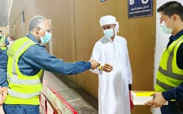 الصورة: فحص «بي سي آر» حضور الدوري بـ 25 درهماً