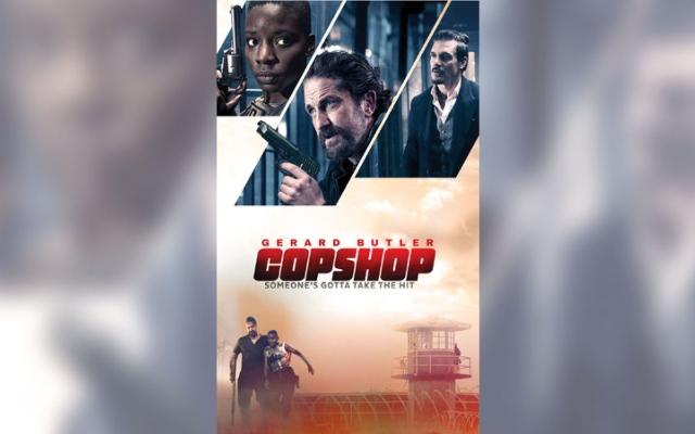 الصورة: فيلم الأسبوع.. Copshop كوبشوب