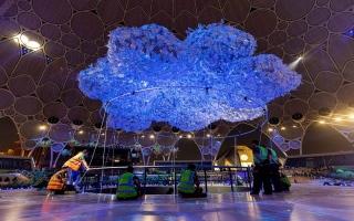 الصورة: بالفيديو ..وعدٌ من دبي: انتظروا حفلاً لم يسبق له مثيل بافتتاح «إكسبو2020»