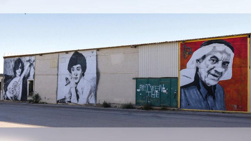 «بينالي الدرعية» سيوفر منصّة إبداعية ترفع الوعي حول المشهد الثقافي المزدهر في المملكة.  من المصدر