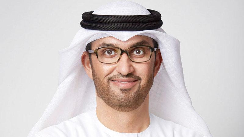 سلطان بن أحمد الجابر: «التركيز على بناء الاقتصاد الأفضل والأنشط، اعتماداً على رأس المال البشري، والتقدم والابتكار العملي والتقني».
