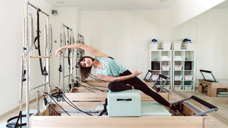 «بوتيك ستوديو للرياضة البدنية» يستهدف سد النقص في المراكز المتخصصة للنساء.  من المصدر