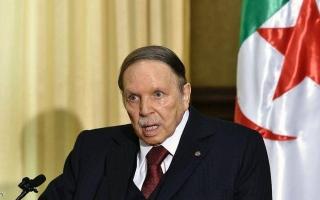 الصورة: وفاة الرئيس الجزائري السابق عبدالعزيز بوتفليقة