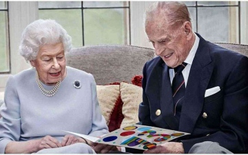 الصورة: لهذا السبب.. وصية الأمير فيليب طي الكتمان لـ90 عاما