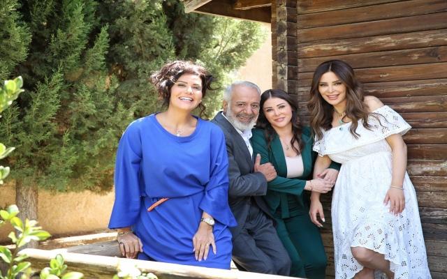 الصورة: 3 فنانات سوريات يشاركن أيمن زيدان بطولة فيلم جديد