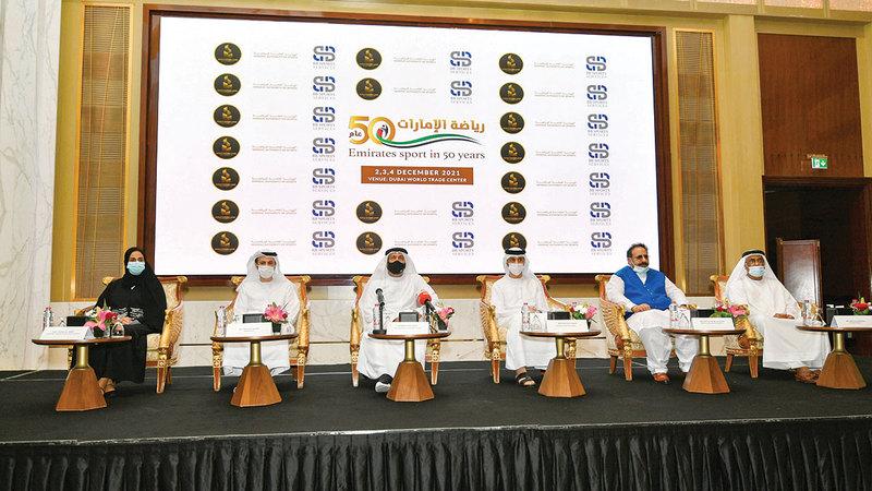 صورة 25 نجماً عربياً وعالمياً يشاركون في معرض «رياضة الإمارات في 50 عاماً»