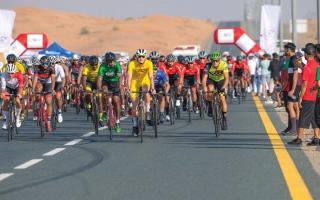 الصورة: الدوخي: طفرة كبيرة لـ «الدرّاجات» في الموسم الجديد