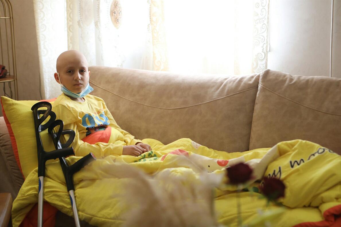 الطفل الفلسطيني أحمد حجازي القواسمي.