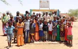 الصورة: 1640 مشروعاً إنسانياً للشارقة الخيرية في السنغال منذ 2017