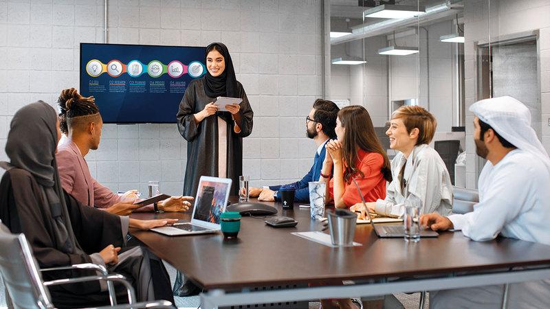 «دستركت 2020» تمثل مختبراً حيّاً يشجع على العمل المشترك.    من المصدر