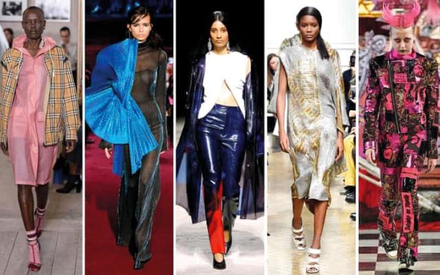 الصورة: أسبوع الموضة في لندن: «كورونا» تتسامح مع عروض الأزياء