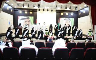 الصورة: «إسعاف دبي» و«شكراً لعطائك» يكرمان 50 متميزاً في يوم التطوع العربي
