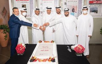 الصورة: «الإمارات اليوم» تحتفل بدخول عامها الـ 17