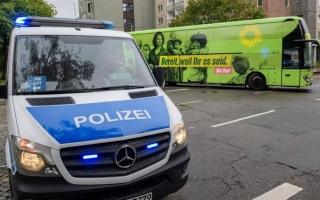 الصورة: خلاف على كمامة ينتهي بجريمة قتل في ألمانيا