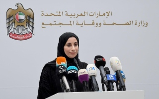 """الصورة: الإمارات تتبوأ المراكز الأولى في التعامل مع جائحة """"كورونا"""" عالميا"""