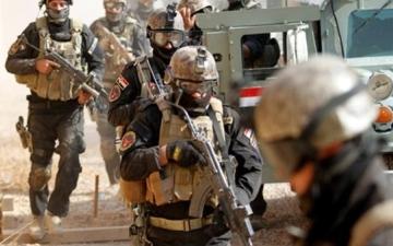 الصورة: اعتقال «أبو قتادة» من تحت الأرض بعملية أمنية في نينوى