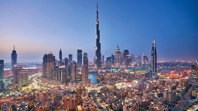 دبي تمكنت من تجاوز تبعات الوضع العالمي الاستثنائي الراهن بفضل توجيهات القيادة.  أرشيفية