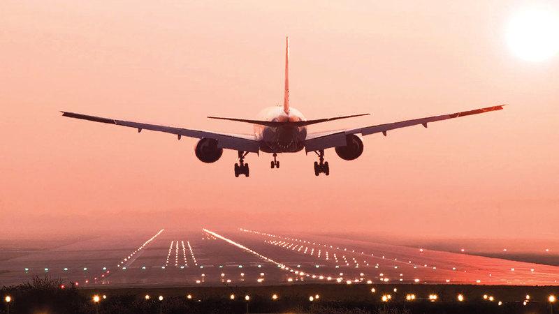 الفترة المقبلة ستشهد ازدحاماً في الأجواء الجوية وحركة المطارات.    غيتي