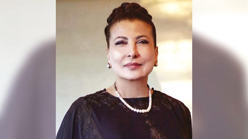 هدى الخميس: «نحتفي في المعرض بروحية الإمارات وإرثها الثقافي المتنوع والمنفتح على الآخر، بالتزامن مع (عام الخمسين)».