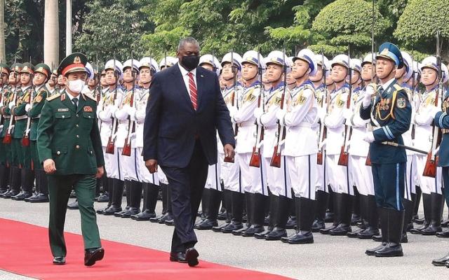 الصورة: الأحزاب القوية الحاكمة في جنوب شرق آسيا تمثل عائقاً أمام إدارة بايدن