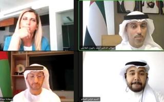 الصورة: الفلاسي: الإمارات مقرّ لأفضل الشركات الناشئة بـالعالم في أكتوبر 2022