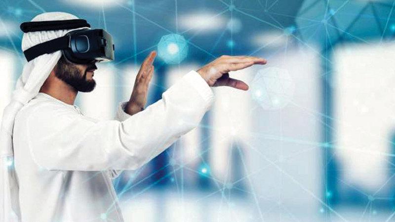 الإمارات بدأت تقديم حِزَم نوعية من الخدمات الإلكترونية في مختلف المجالات. ■ من المصدر