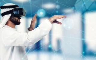 الصورة: الإمارات تقود مسيرة التحول الرقمي في المنطقة