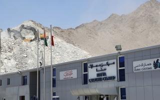 الصورة: قانون بإنشاء مجلس دبي لأمن المنافذ الحدودية