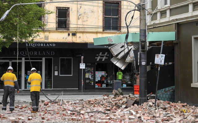 الصورة: أحداث وصور.. زلزال يثير الذعر في ملبورن الأسترالية