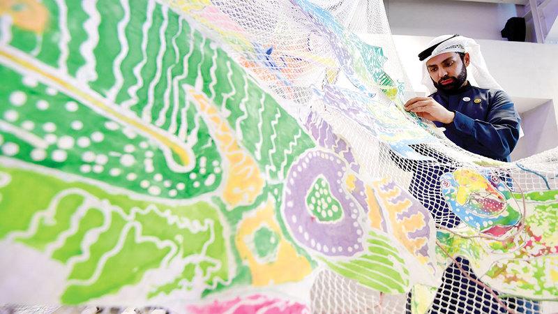أحمد العنزي: «للحدث أهمية إضافية، لأنه يلقي الضوء على جانب  من التراث المحلي».