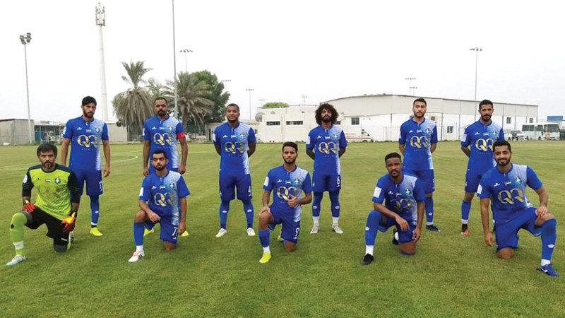 ملعب نادي العربي.  من المصدر