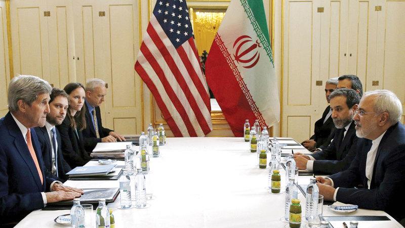 ظريف استطاع أن يجلب جيلاً جديداً من الدبلوماسيين إلى وزارة الخارجية لإنجاح الاتفاق النووي.  أرشيفية