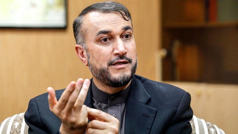 وزير الخارجية الإيراني الجديد حسين أمير عبداللهيان. أرشيفية