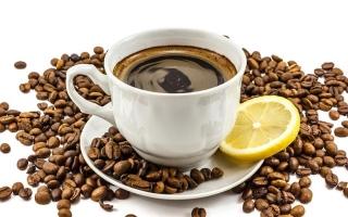 الصورة: القهوة بالليمون.. مشروب لإنقاص الوزن والتخلص من الدهون