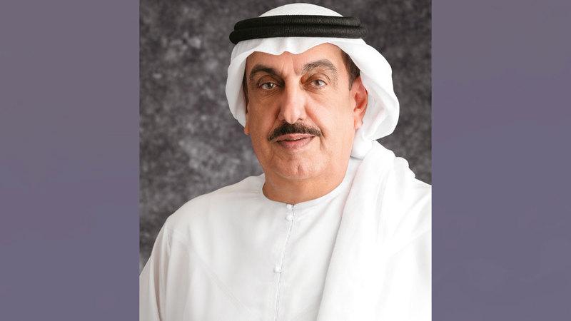 سيف حميد الفلاسي: «ملتزمون بدعم وتشييد البنية التحتية في الدولة، لاستقبال ملايين الزوار في (إكسبو 2020 دبي)».