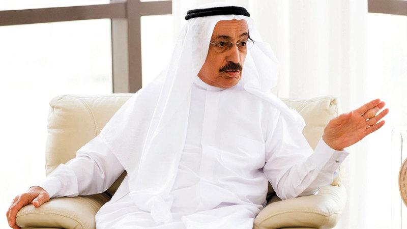 عبدالرحيم الزرعوني: «دعم القيادة الرشيدة وراء استقطاب أكبر وأهم التظاهرات العالمية إلى الدولة».
