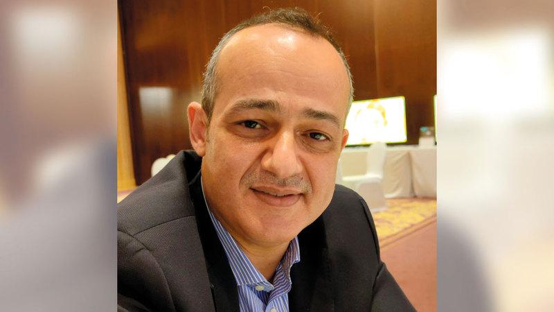 إسماعيل الحوراني: «شركات طرحت عدداً كبيراً من المنتجات الإلكترونية في أسواق الدولة لمواكبة الطلب».