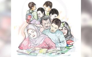 الصورة: 247 ألف درهم تحرم شقيقين فرحة التخرج في كلية الصيدلة