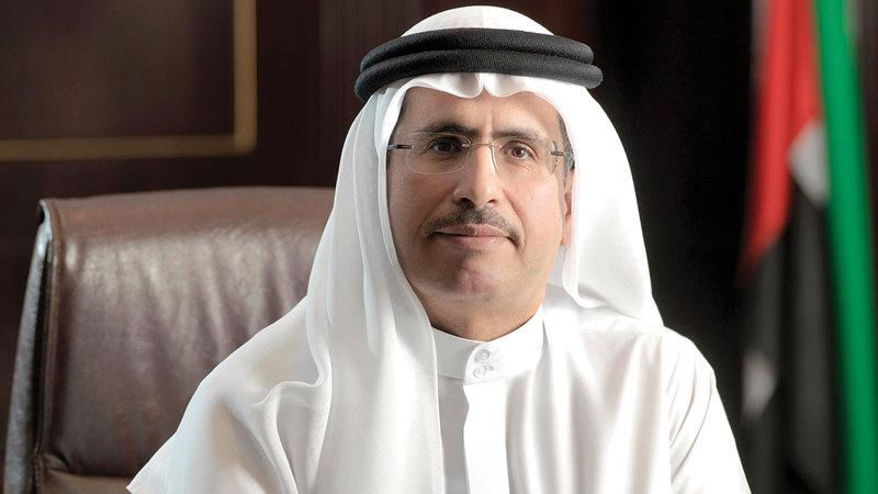 سعيد محمد الطاير: «(ويتيكس) و(دبي للطاقة الشمسية) منصة مثالية لتطوير الشراكات، وعقد الصفقات».
