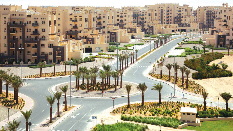 مبيعات الوحدات السكنية سجلت 16.26 مليار درهم خلال سبتمبر.   من المصدر