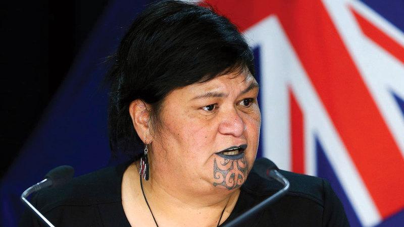 وزيرة الخارجية النيوزيلندية.  أرشيفية