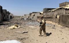 الصورة: الـ«سي آي إيه» تدمر قاعـــدة في أفغانستان شهدت انتهاكات لحقوق الإنسان