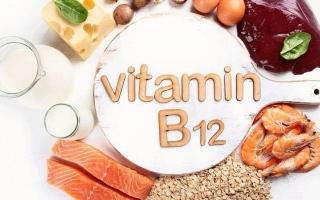 الصورة: أعراض نقص فيتامين B12 وأهم الأطعمة الغنية به