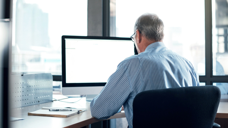 معظم قادة الأعمال يرون أن العمل عن بعد أمر بالغ الأهمية لتحسين بيئة العمل بالشكل الأمثل.   أرشيفية