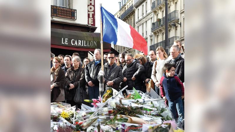 الهجمات ظلت عالقة في الذاكرة الفرنسية بسبب فظاعتها.   أرشيفية