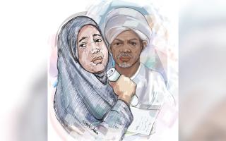 الصورة: 65 ألف درهم تنقذ حياة «أبومهند»