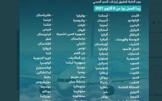 الصورة: أبوظبي تعلن عن تحديث  في «القائمة الخضراء» للقادمين إليها