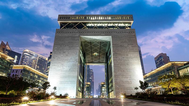 مركز دبي المالي أكد استمرار تقديم خدمات التحكيم الحالية لأطراف المنازعات دون انقطاع.  من المصدر