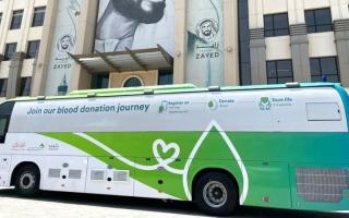 الصورة: نبضات.. «صحة دبي»: التبرع بالدم يقي الجلطات القلبية والدماغية