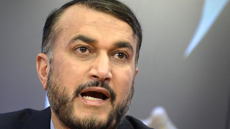 عبداللهيان قال إن إدارة بايدن عليها الإفراج عن الأموال الإيرانية المجمدة في البنوك للسماح لطهران بشراء اللقاحات المضادة لجائحة كورونا.